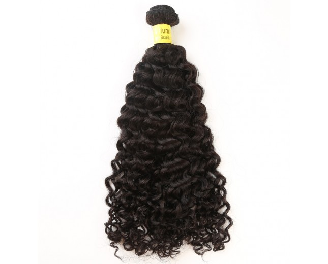 Hot sale Brazilian Curly Virgin Hair Weave BV009
