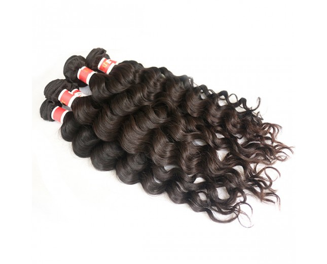 Deep Wave Virgin Peruvian Hair PV009
