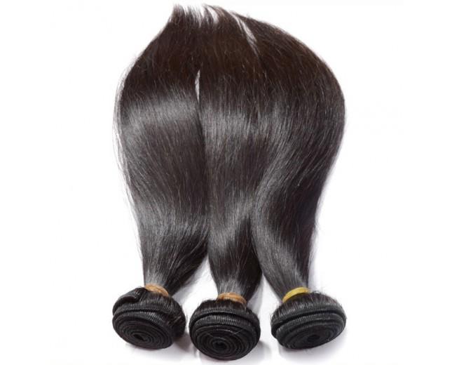Virgin Malaysian Hair Natural Straight MV005