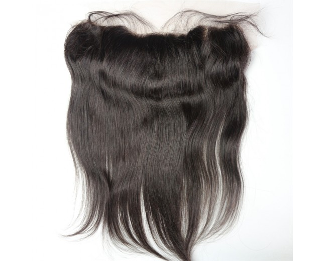 """Peruvian Lace Frontal Straight 13""""*4"""" Ear to Ear Frontal Lace Closure LC0059"""