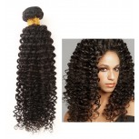 Kinky Curly Virgin Peruvian Hair Extension PV0011