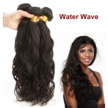 3pcs/lot Water Wave Virgin Peruvian Hair Bundles PD0012