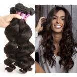 3pcs/lot Loose Wave Virgin Malaysian Hair Weave Bundles MD003