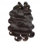 4pcs/lot Virgin Peruvian Hair Weave Bundles Body Wave PD0020