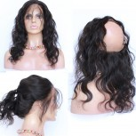 New Arrival Body Wave 360 Lace Band Frontal Closure LC0071