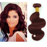 Malaysian Virgin Hair Weave Body Wave #99J Burgundy MR002