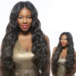 Hot Sale Brazilian Body Wave Lace Front Human Hair Wigs LFW0086