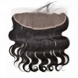 13''*4'' Body Wave Lace Frontal Brazilian Virgin Hair LC0046