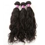 4pcs/lot Virgin Malaysian Hair Weave Bundles Water Wave MD0020