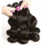 Loose Wave Virgin Malaysian Hair MV003