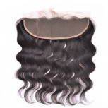 "Malaysian Lace Frontal Body Wave 13""*4"" Ear to Ear Lace Closure LC0084"
