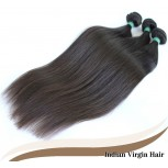 3pcs/lot Virgin Indian Hair Weave Bundles Straight ID002