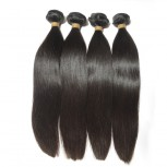 3pcs/lot Straight Virgin Peruvian Hair Mixed Length PD004