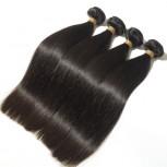 4pcs/lot Peruvian Straight Virgin Hair Weave Bundles PD0021