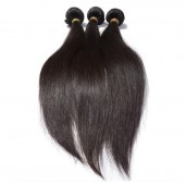 3pcs/lot Straight Virgin Malaysian Hair Weave Bundles MD005