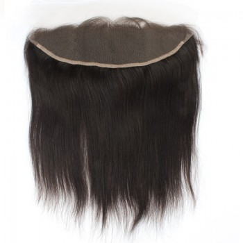 "Malaysian Lace Frontal Straight 13""*4"" Ear to Ear Frontal Lace Closure LC0083"