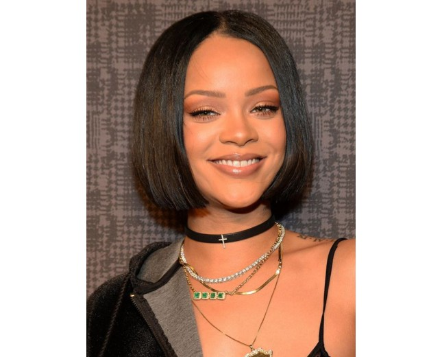 Short Bob Wigs 100% Human Hair Straight Lace Front Wigs LFW0085