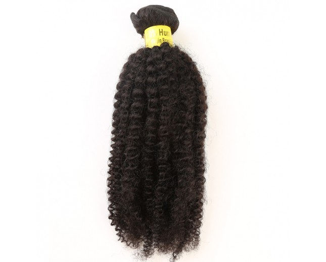 Afro Kinky Curly Brazilian Virgin Hair BV0014