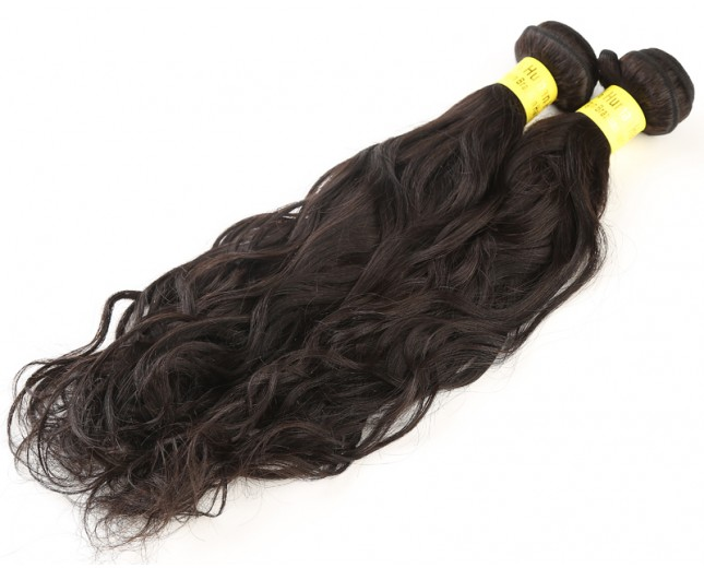 2pcs/lot Water Wave Brazilian Virgin Hair Bundles BD0025