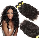 3pcs/lot Water Wave Virgin Brazilian Hair Bundles BD0011