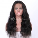 High Density 360 Lace Frontal Wigs 100% Brazilian Hair Body Wave WBW360