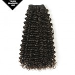 Double Drawn Deep Curly Brazilian Virgin Hair BRV0011