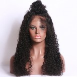 Deep Curly 13x6 Long Part Lace Front Human Hair Wigs LFW0101