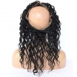 New Arrival Deep Wave 360 Lace Band Frontal Closure LC0073