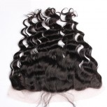13''*4'' Loose Wave Lace Frontal Brazilian Virgin Hair LC0048