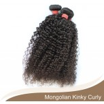 1 bundle Mongolian Kinky Curly Virgin Hair 100% Human Hair GV001
