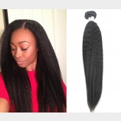 Kinky Straight Brazilian Virgin Hair BV0013