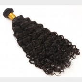 Jerry Curly Peruvian Virgin Hair Weave PV0010