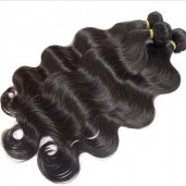 3pcs/lot Body Wave Virgin Peruvian Hair Mixed Length PD001
