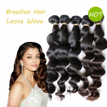 Loose Wave Brazilian Virgin Hair BV005