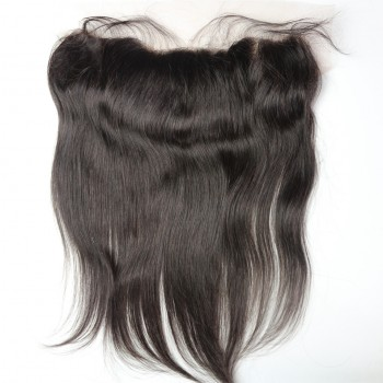 "Peruvian Lace Frontal Straight 13""*4"" Ear to Ear Frontal Lace Closure LC0059"